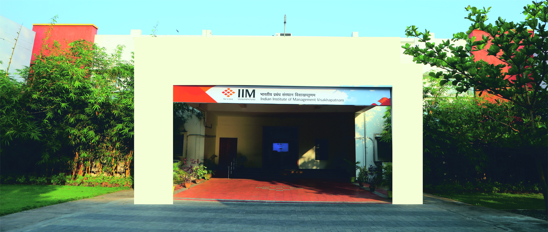 IIM Visakhapatnam LMS Portal